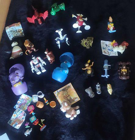 Lote de brinquedos vários McDonald's/Happy Meal, Kinder e Cereais