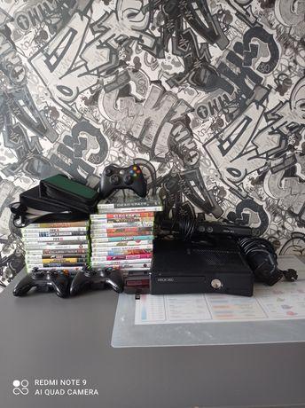 Xbox 360 + 60 gier