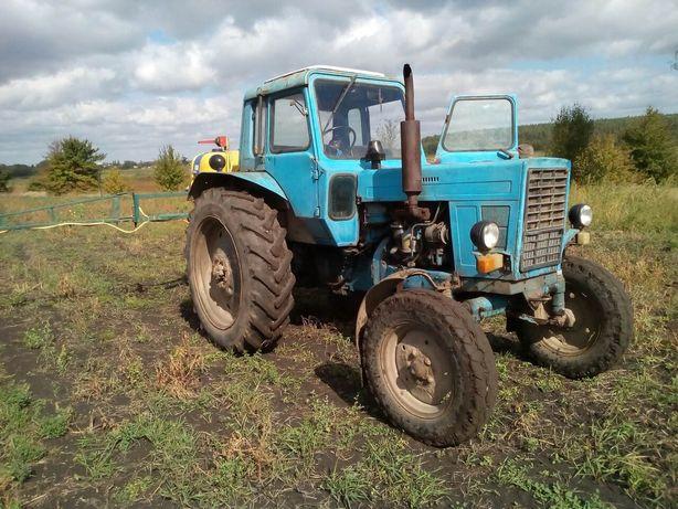 МТЗ 80 Трактор МТЗ