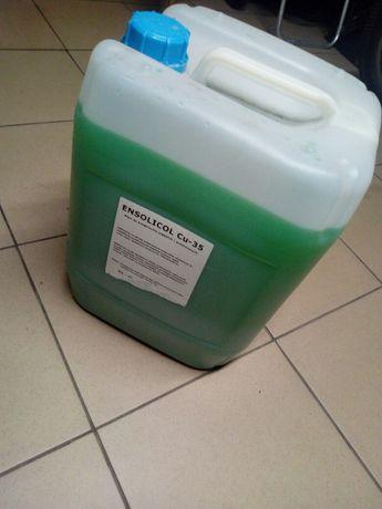 Płyn solarny 20L glikol NOWY ENSOLICOL Cu-35