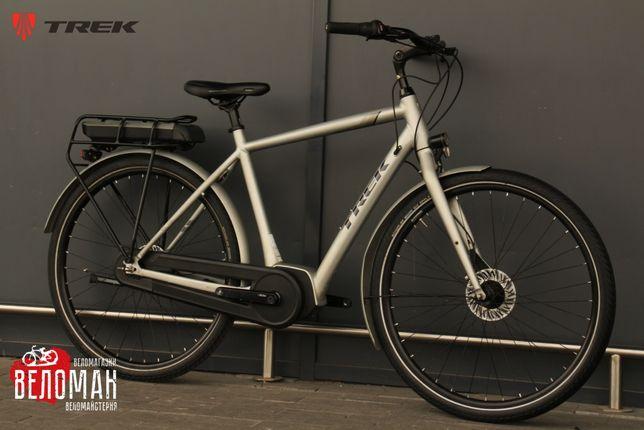 Электровелосипед Trek District+ 1 2020. Scott Haibike Cube Giant GT