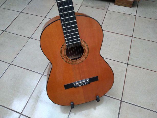 Admira Rosario gitara klasyczna, mało używana, statyw, tuner