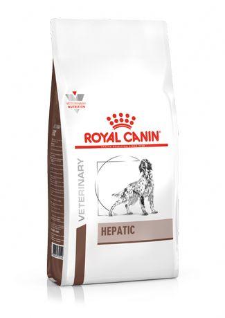 Karma dla psa Royal Canin Hepatic HF16 12kg OKAZJA