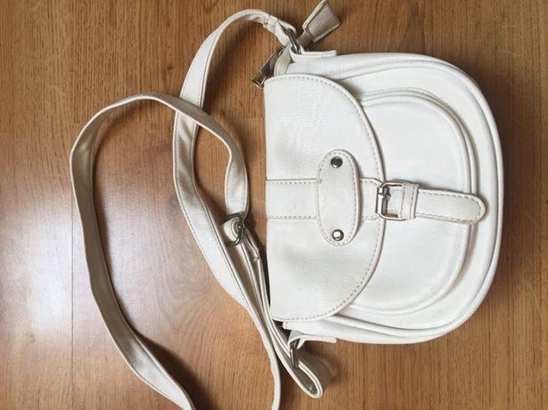Biała torebka CUBUS