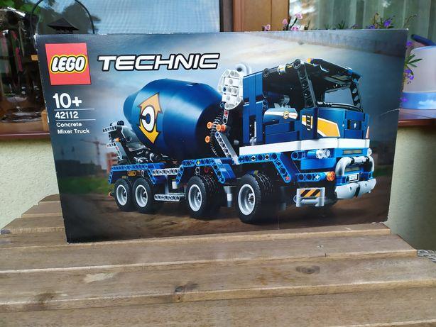 nowe klocki Lego Technik