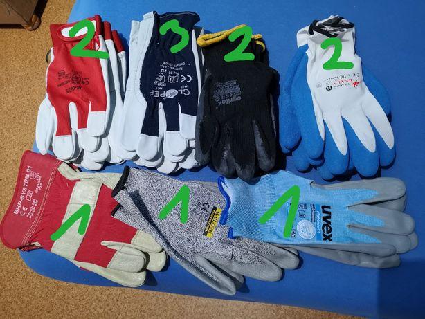 Nowe rękawiczki robocze