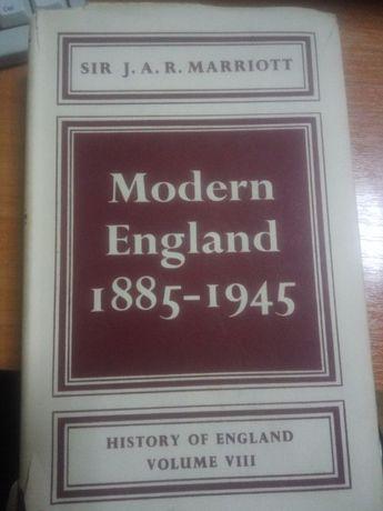 История Англии том3 на английском