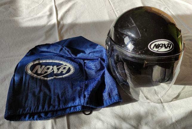 Kask motocyklowy otwarty z blendą NAXA ECE R 22-05 rozmiar L