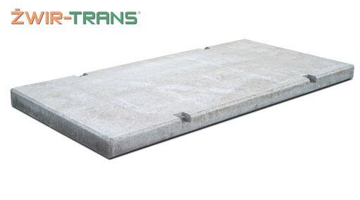 Płyta drogowa 150x300x15, płyty drogowe, płyty betonowe