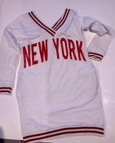 Sukienka sportowa z kieszeniami New York