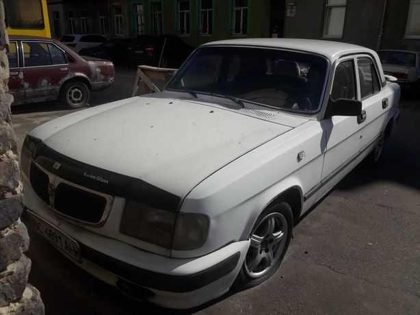 Машина  продається ГАЗ 3110