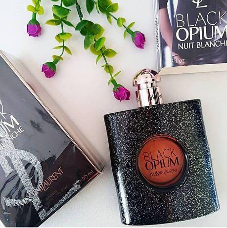Духи парфюмы женские туалетная вода Yves Saint L*urent Black Opium