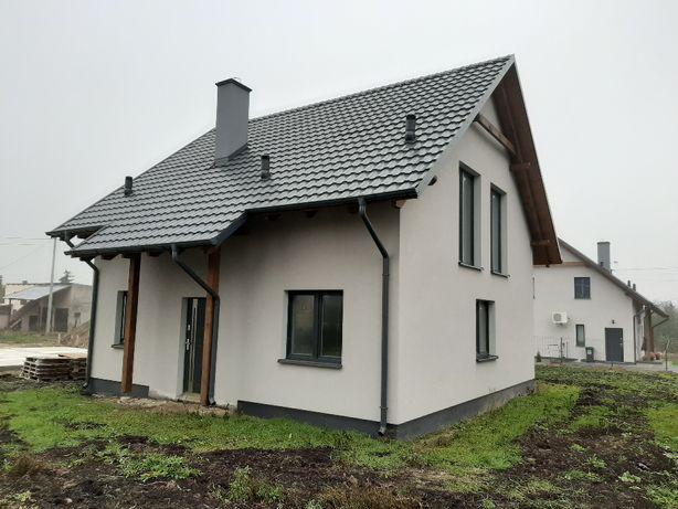Dom Energooszczędny 126 m2, pompa ciepła, fotowoltaika, Sadki