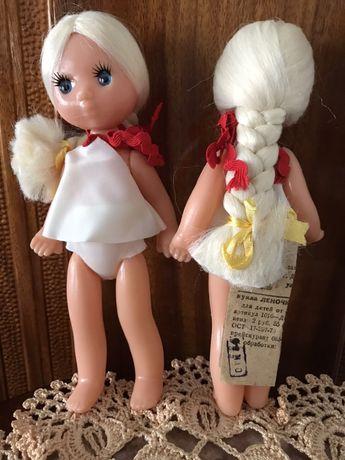 Кукла времён СССР- новая