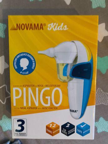 Aspirator do nosa Pingo z melodyjkami