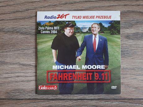 Fahrenheit 9.11. Michael Moore film DVD