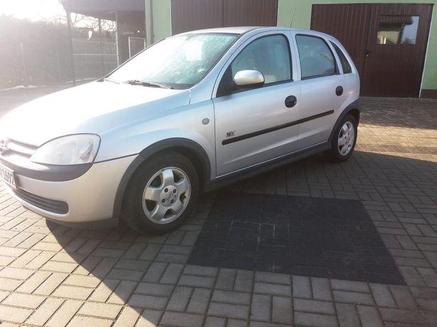 Opel Corsa 1.2 benzyna