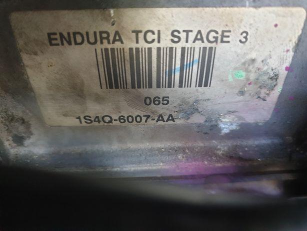 Двигун Ford Focus connect 1,8 tddi 1s4q6007aa Форд- Коннект-Фокус