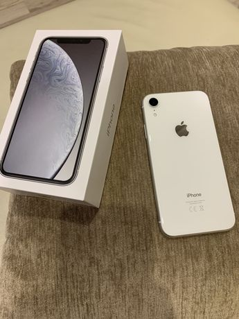 iPhone Xr 64Gb White Neverlock Айфон Хр