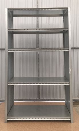 Regaly uzywane metalowe sklepowe do magazynu katownik paletowe