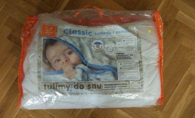 Nowa kołdra dla dziecka 100x135