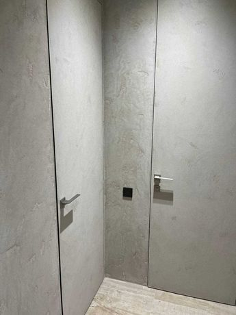 Скрытые двери от производителя