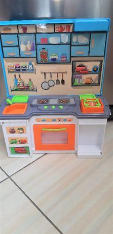 Kuchnia mebelki piekarnik kuchenka dla lalki