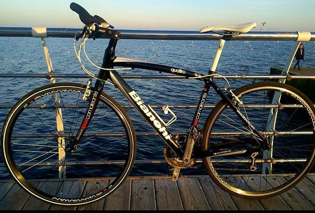 Продам велосипед Bianchi Alu-CARBON. Италия.