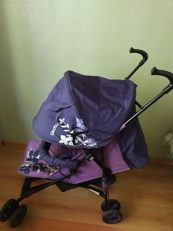 Коляска Geoby прогулочная коляска коляска-трость