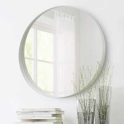Espelho Branco 80 cm Rotsund Ikea