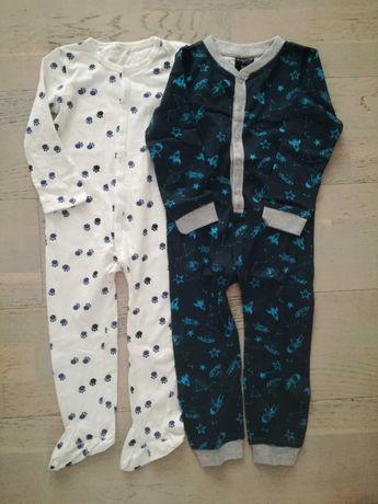 Pajacyk, piżama, nowy, 2 szt.