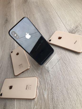 Iphone X 256gb Space Gray Neverlock. Магазин!