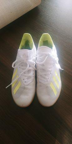 Buty piłkarskie halowe Adidas X tango 18.3