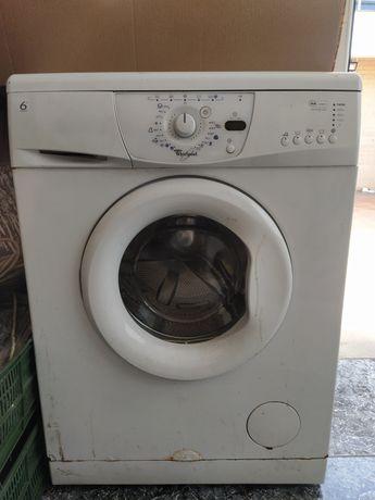 Maquina roupa Whirlpool
