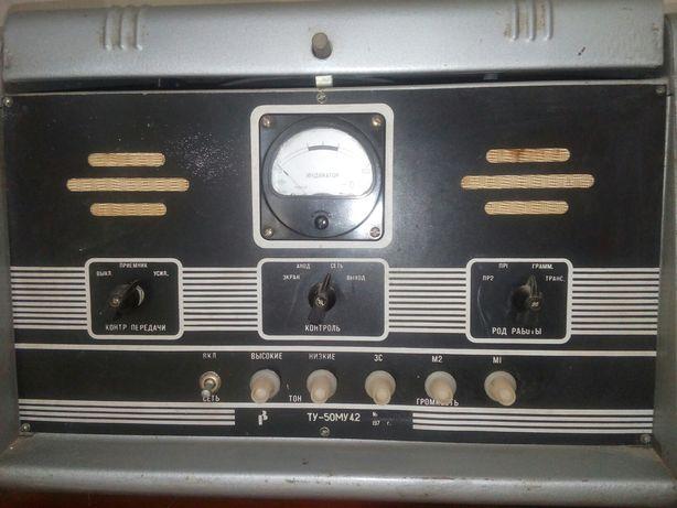 Трансляционный усилитель ТУ-50МУ42