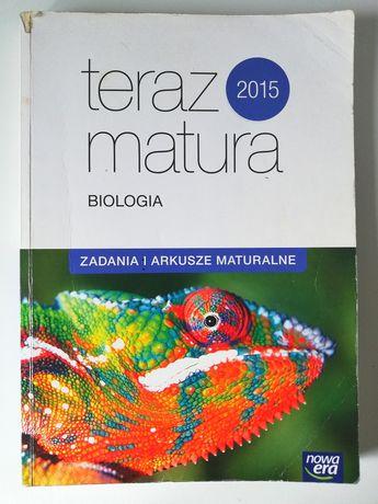 Teraz matura 2015 BIOLOGIA - Zadania i arkusze maturalne