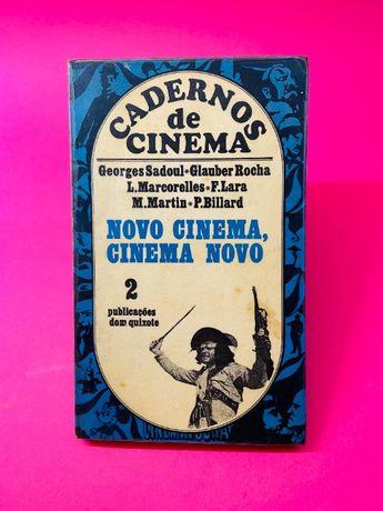 Novo Cinema, Cinema Novo - Autores Vários