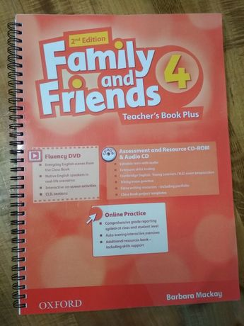 family and friends teachers book