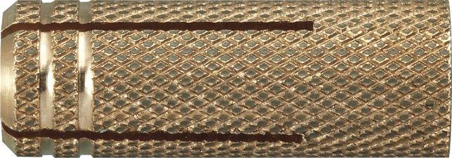 Buchas de Fixação de latão HEL M8 #355410 x100