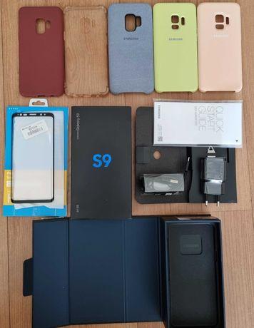 Samsung Galaxy S9 material