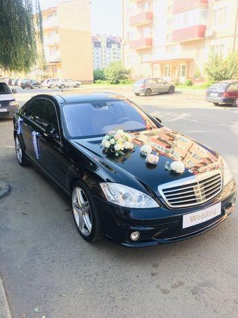 Автомобиль на свадьбу/авто на весілля