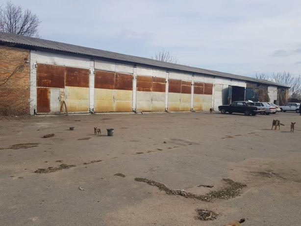 Продам ремонтную базу-складское помещение.