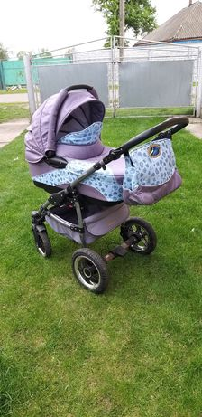 дитяча коляска 2в1