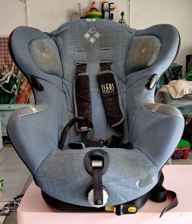 Cadeira auto para bebé da Bebé-Confort com isofix