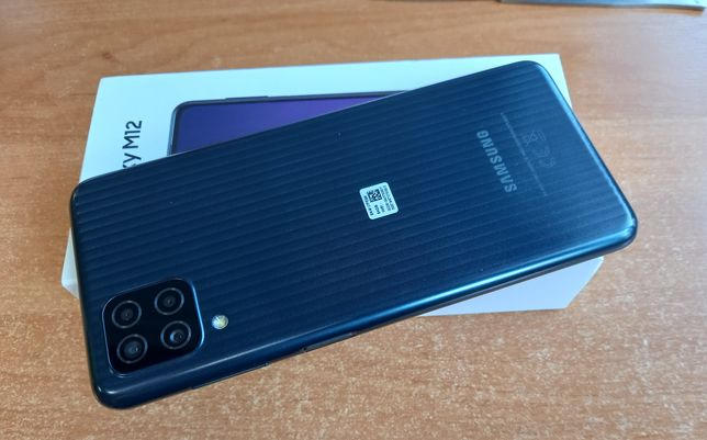 Samsung M12 nowy FV 23%