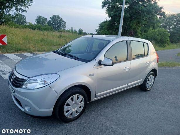 Dacia Sandero Dacia Sandero 1.4 benzyna klimatyzacja POLSKI SALON 2 KPL. OPON