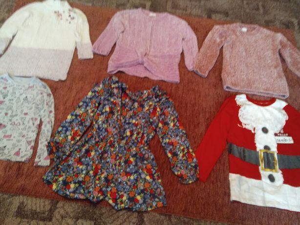 Odzież -anglia- dla dziewczynki 7-8 lat