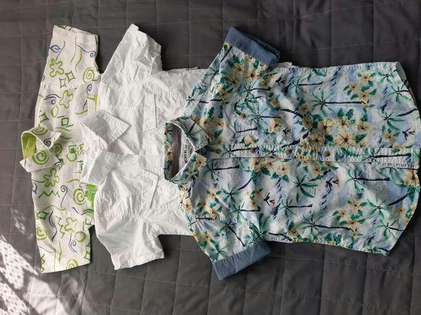 Детские безрукавке рубашки