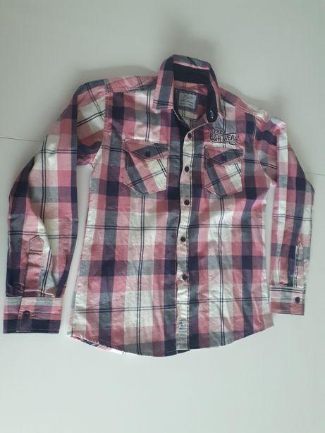 Koszula chlopieca 140