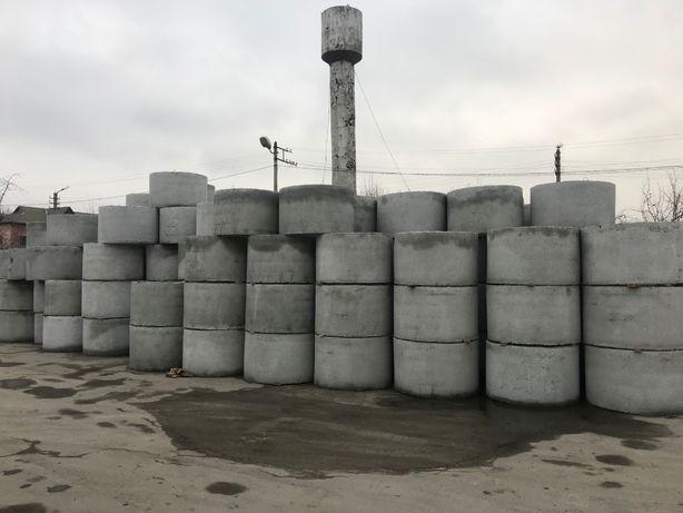 Бетонні кільця 2м., 1.5 м., 1 м., 0.6 м. Септик з бетонних кілець.